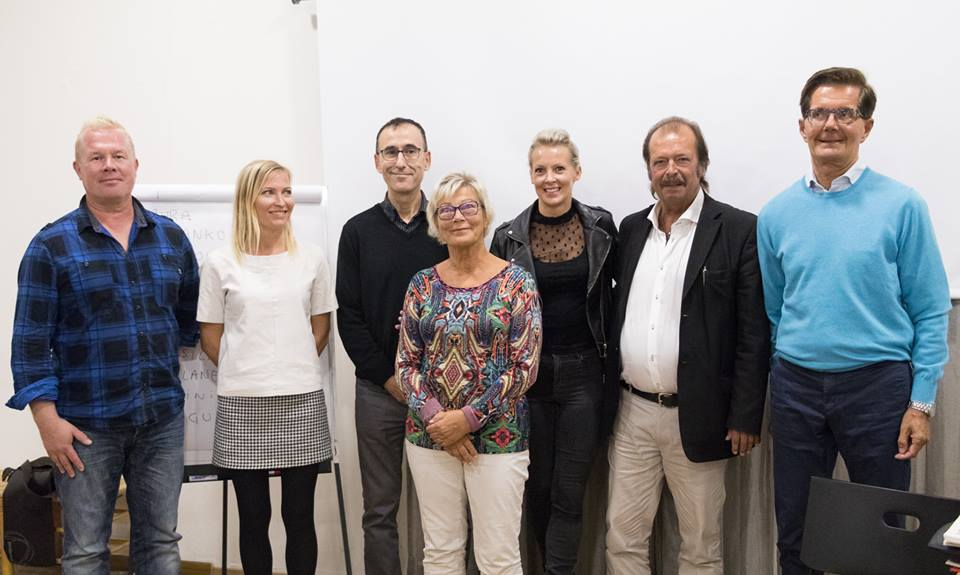 Sofia-opiston hallitus 2018