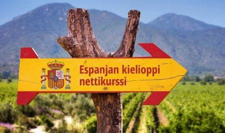Espanjan kieliopin verkkokursseja huhtikuussa!